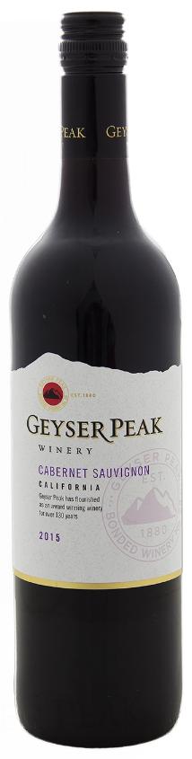Geyser Peak Cab Sauv